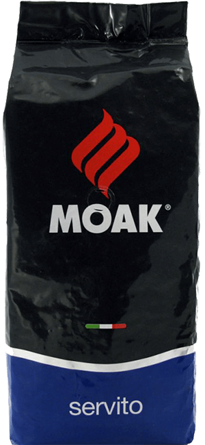 Moak Servito 1kg Bohnen