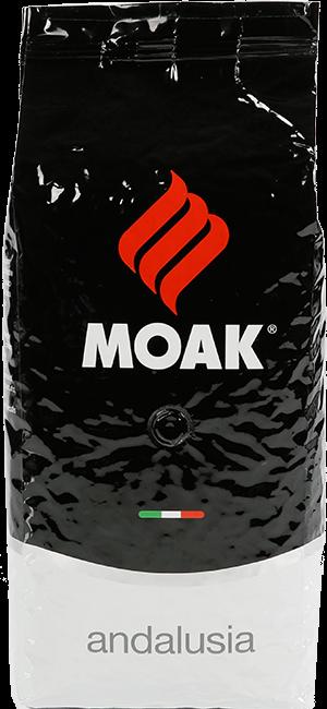 Moak Andalusia 1kg Bohnen