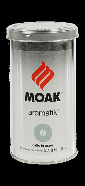 Moak Aromatik Bohnen 250g Dose