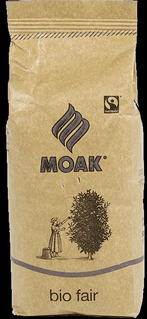 Moak Bio Fair 500g Bohnen