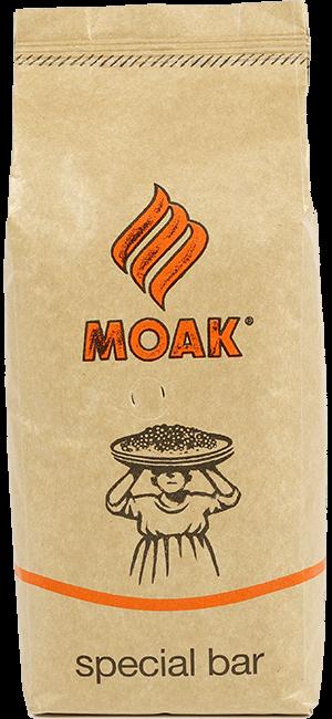 Moak Special Bar 1kg Bohnen