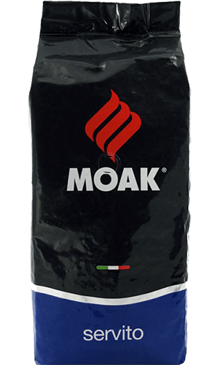 Moak Kaffee Servito Bohnen 1kg