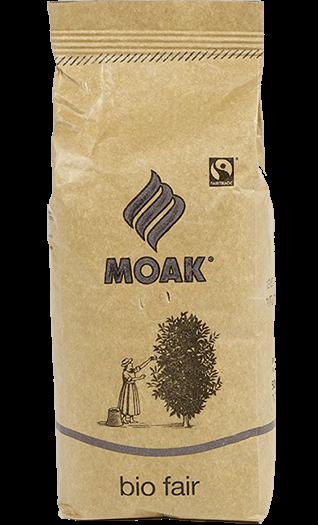 Moak Espresso Bio Fair Bohnen 500g