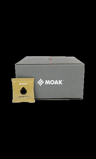 Moak Espresso Bio Fair Funk Pads 50 Stück