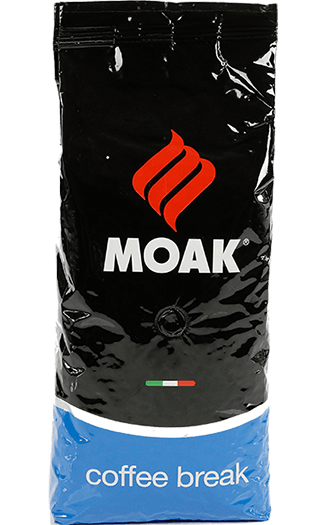 Moak Kaffee Espresso Coffee Break Bohnen 1kg