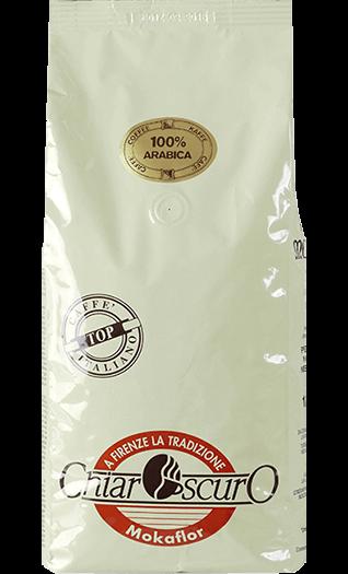 Mokaflor Caffe ChiaroScuro 1000g Bohnen
