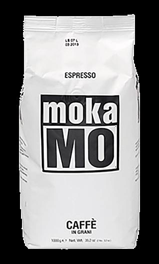 Mokamo Kaffee Dolce Bohnen 1kg