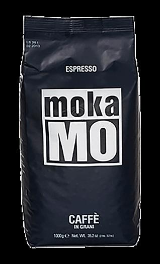 Mokamo Caffe Forte Bohnen 1kg