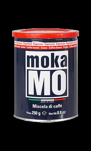 Mokamo Kaffee Forte Bohnen 250g
