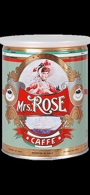 Mrs Rose Caffe Moka gemahlen 250g