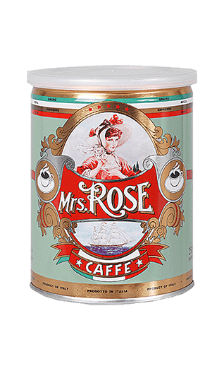 Mrs Rose Espresso Moka gemahlen 250g