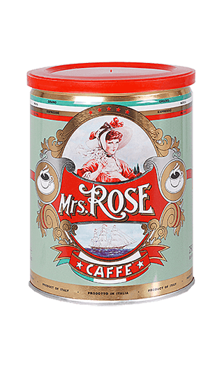 Mrs Rose Espresso Filter gemahlen 250g