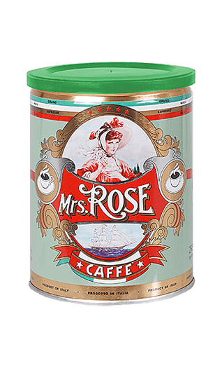 Mrs Rose Kaffee Grano Bohnen 250g
