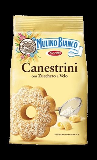 Mulino Bianco Canestrini 200g