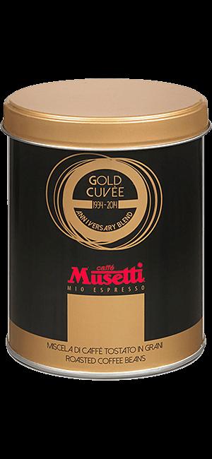 Musetti Gold Cuvee 250g Bohnen Dose