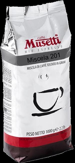 Musetti Miscela 201 1kg Bohnen