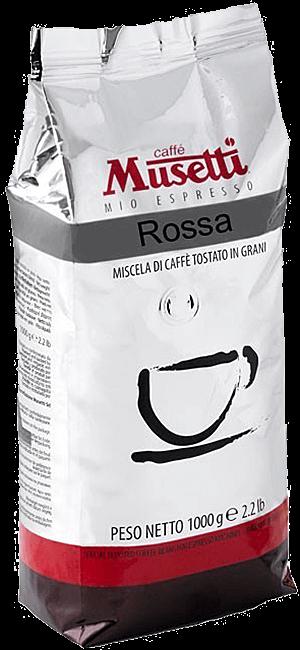 Musetti Miscela Rossa 1kg Bohnen