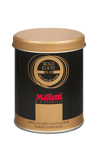 Musetti Gold Cuvee 250g gemahlen Dose