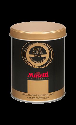 Musetti Espresso Gold Cuvee 250g Bohnen Dose
