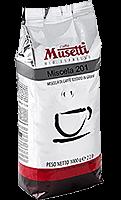 Musetti Kaffee Espresso Miscela 201 Bohnen 1kg