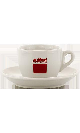 Musetti Espressotasse mit Untertasse