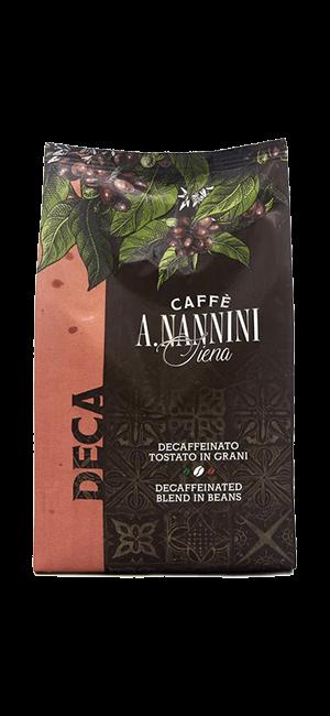 Nannini Decaffeinato 500g Bohnen