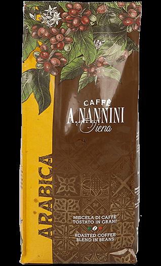 Nannini Espresso Arabica 100% Bohnen 1kg