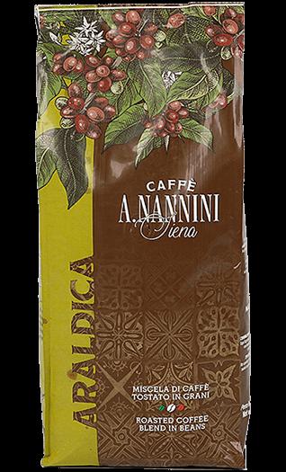 Nannini Kaffee Espresso Araldica Bohnen 1kg