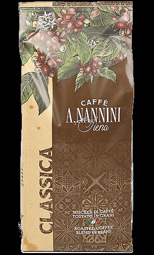 Nannini Kaffee Classica Bohnen 1kg