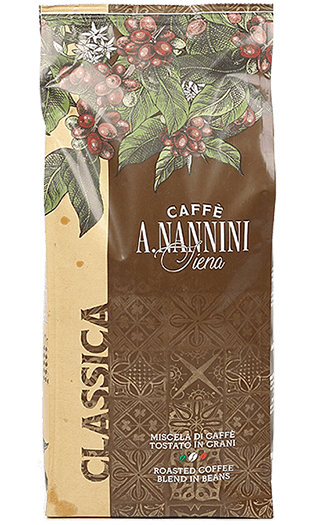 Nannini Kaffee Espresso Classica Bohnen 1kg
