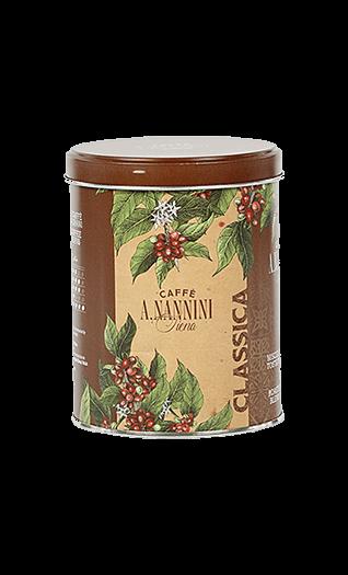 Nannini Espresso Classica gemahlen 250g Dose
