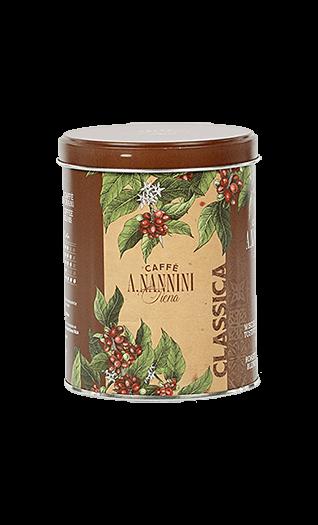 Nannini Kaffee Espresso Classica Bohnen 250g Dose