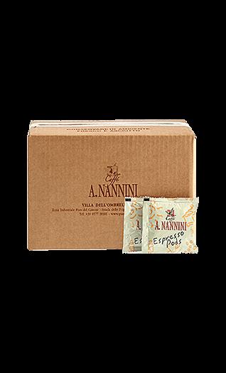 Nannini Kaffee Espresso Classica Pads 150 Stück
