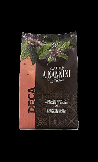 Nannini Kaffee Decaffeinato Bohnen 500g