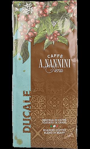 Nannini Kaffee Espresso Ducale Bohnen 1kg