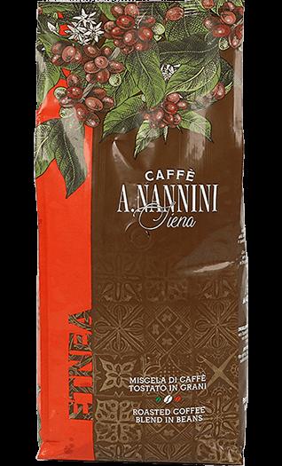 Nannini Kaffee Espresso Etnea Bohnen 1kg