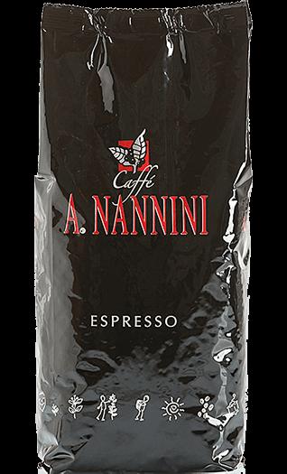 Nannini Espresso Etrusca Bohnen 1kg
