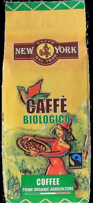 New York Biologico Fairtrade 1000g Bohnen