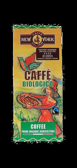 New York Biologico 80:20 250g Bohnen