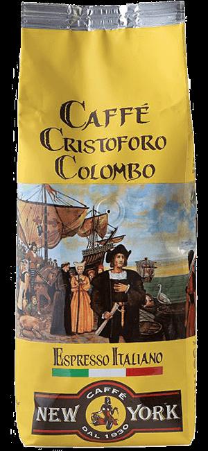 New York Cristoforo Colombo 1000g Bohnen