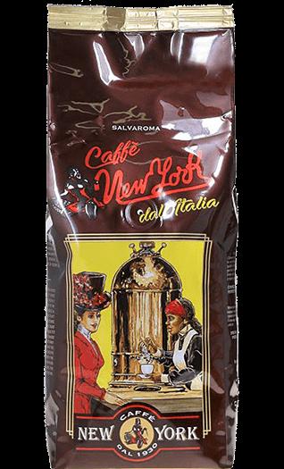 New York Kaffee Espresso Decaffeinato 500g Bohnen