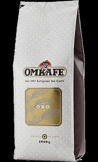 Omkafe Kaffee Oro Bohnen 1kg