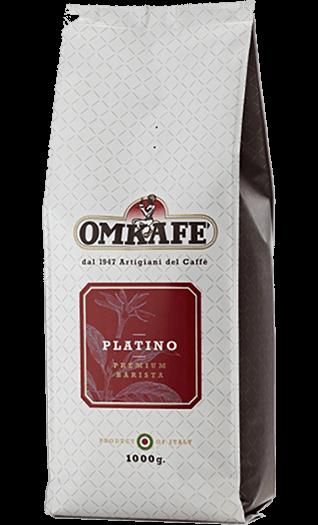 Omkafe Kaffee Platino Bohnen 1kg