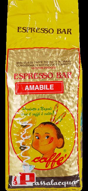Passalacqua Amabile 1kg Bohnen