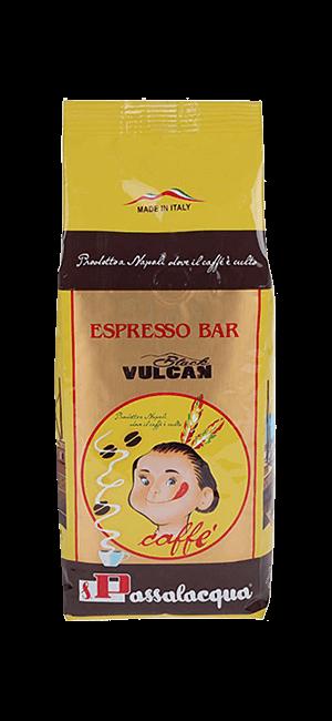 Passalacqua Black Vulcan 500g Bohnen