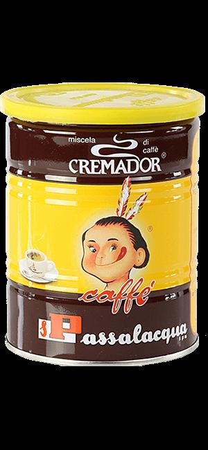 Passalacqua Cremador 250g gemahlen Dose