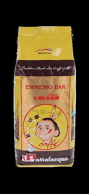 Passalacqua Gold Vulcan 500g Bohnen