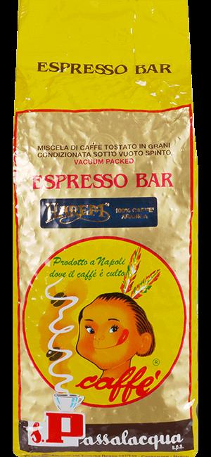 Passalacqua Harem 1kg Bohnen