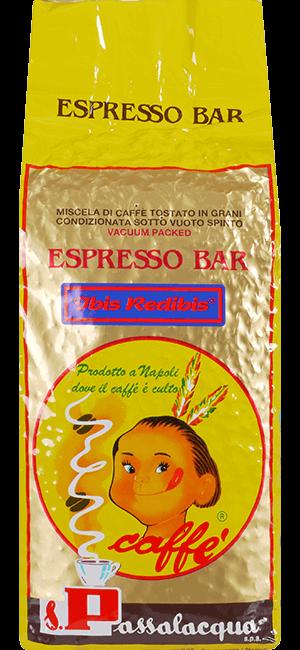 Passalacqua Ibis Redibis 1kg Bohnen