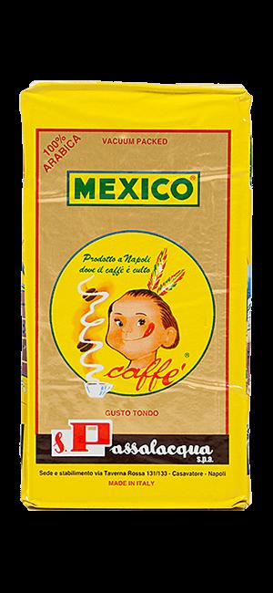 Passalacqua Mexico 250g gemahlen